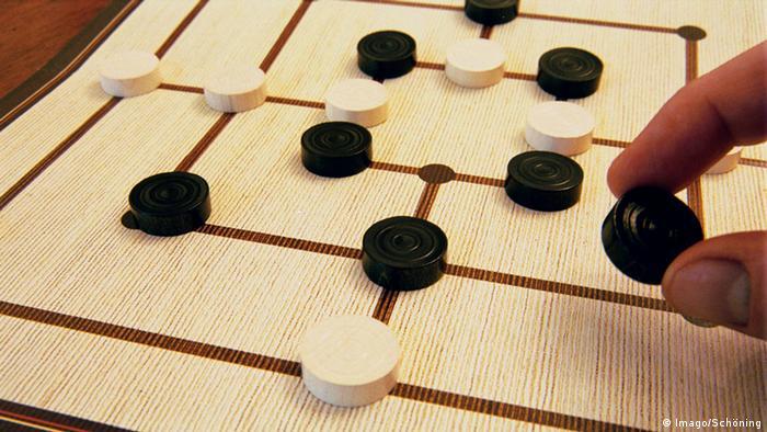 BG Strategiespiele Mühlespiel