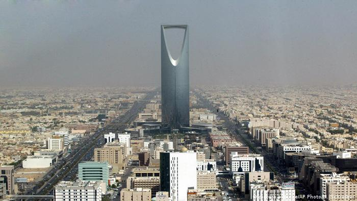 Saudi Arabian capital Riyadh (picture-alliance/AP Photo/M. Schreiber)