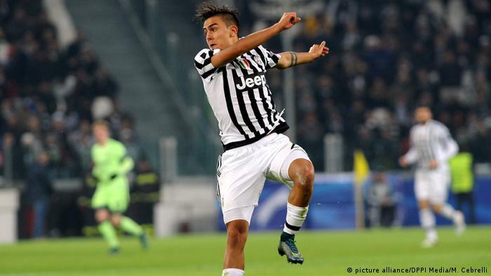 Italien Turin Pablo Dybala von Juventus Turin