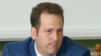 Штефан Мойзер, керівник регіонального бюро Фонду імені Фридриха Еберта в Україні