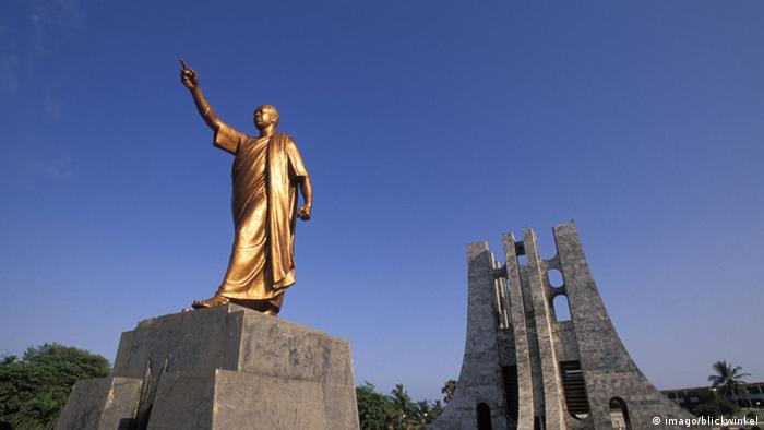 Kwame nkrumah hero