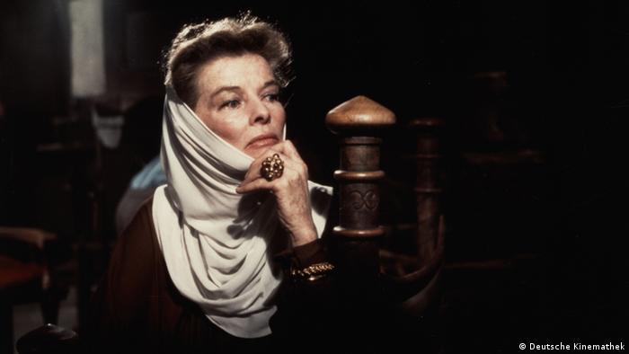 Ausstellung Best Actress im deutschen Filmmuseum Berlin Katharine Hepburn