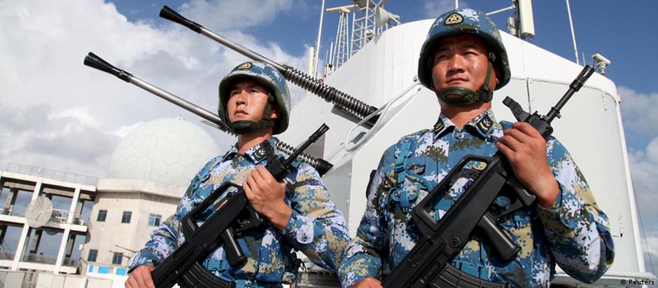 China deu início à reestruturação das Forças Armadas em 2015