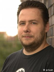 Informatiker und Software-Entwickler Falk Garbsch Foto: privat