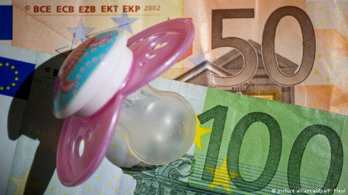 Deutschland Kindergeld (picture alliance/dpa/P. Pleul)