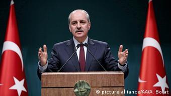 «Ιστορικό λάθος» χαρακτήρισε το ψήφισμα του γερμανικού κοινοβουλίου ο Νουμάν Κουρτουλμούς