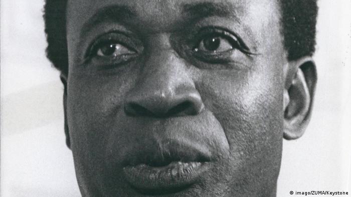 Ghana Kwame Nkrumah