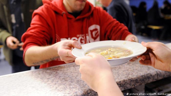 Deutschland Armuts- und Reichtumsbericht