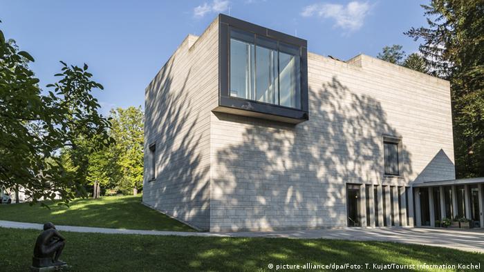 Deutschland Franz Marc-Museum in Kochel am See