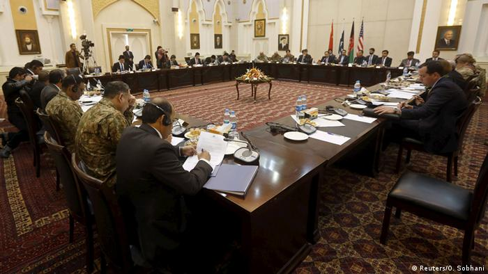 Afghanistan Treffen in Kabul - Afghanistan, Pakistan, USA & China