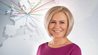 Ведущая DW Новости Маргарита Кальц