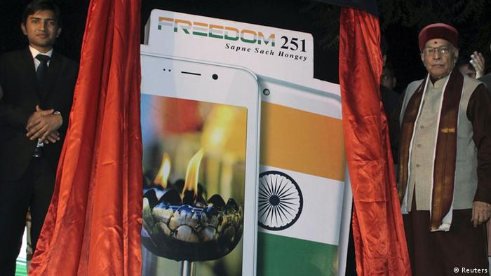 Cheap phone a disaster for 'Make in India'