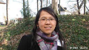 Climate expert Lina Li