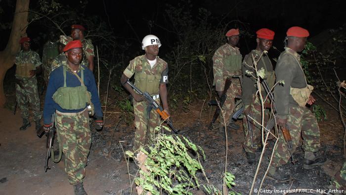 Kumekuwa na ripoti kadhaa tangu mwezi Agosti dhidi ya vikosi vya jeshi vya Msumbiji kukiuka haki za wafungwa.