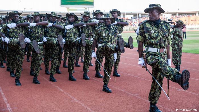 1b70a97e14 ... o aprimoramento do processo de formação militar para que tenhamos  capacidade de resposta às novas ameaças