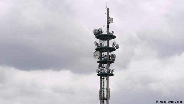 Datennetze Mobilfunk LTE 5G (Imago/Sven Simon)