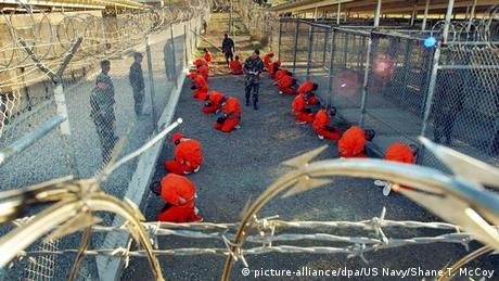 Kuba US-Gefangenlager Guantanamo Bay (picture-alliance/dpa/US Navy/Shane T. McCoy)
