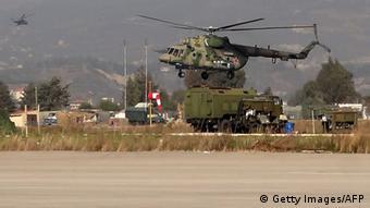 Военная база армии РФ в Сирии
