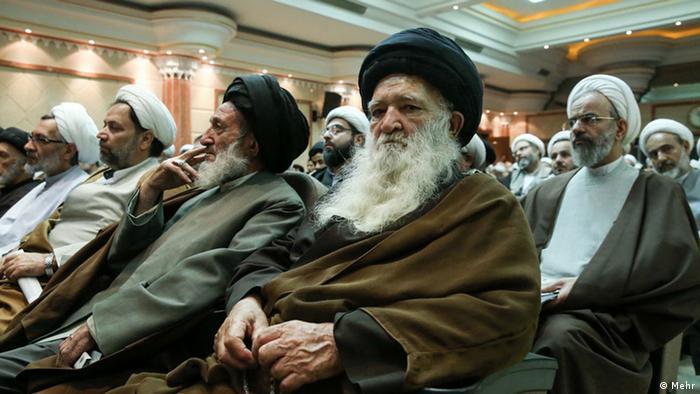 Iran Wahlen 2016 Konservative Geistlichkeit