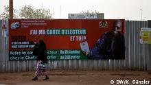 ***ACHTUNG: Verwendung ausschließlich im Rahmen der abgesprochenen Berichterstattung.*** Der Wahlkommission CENI wird eine mangelnde Organisation vorgeworfen. Wer hat das Bild gemacht/Fotograf?: Katrin Gänsler Wann wurde das Bild gemacht?: 21. Februar 2016 Wo wurde das Bild aufgenommen?: Niamey, Niger +++ (C) DW/K. Gänsler