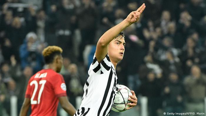 Italien Fußball UEFA Champions League Juventus Turin - FC Bayern München (Getty Images/AFP/O. Morin)