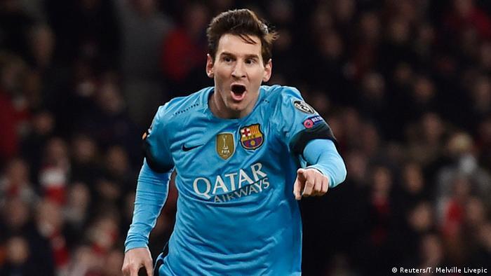 England Fußball UEFA Champions League FC Arsenal - FC Barcelona (Reuters/T. Melville Livepic)