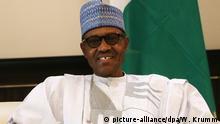 Nigeria Abuja Präsident Muhammadu Buhari