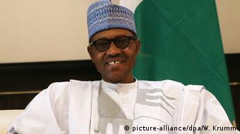 Nigeria President Muhammadu Buhari (Foto: Wolfgang Kumm/dpa © picture-alliance/dpa/W. Krumm)