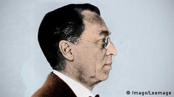 Wassily Kandinsky Portrait Ausschnitt