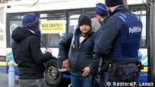 Belgien kontrolliert Autos an der Grenze zu Frankreich in De Panne