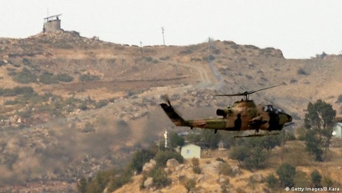 Türkei Kampfhubschrauber Cobra
