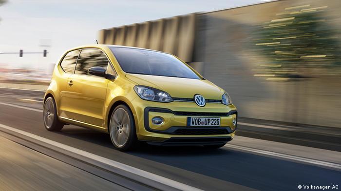 Нова модель VW Up