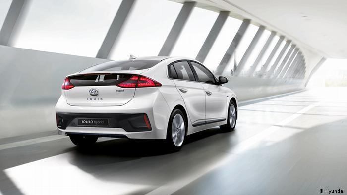 Гібридний Hyundai IONIQ Hyundai IONIQ