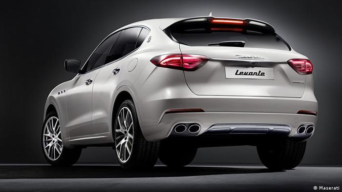 SUV Maserati Levante