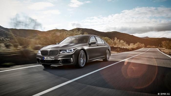 BMW M 760 xdrive