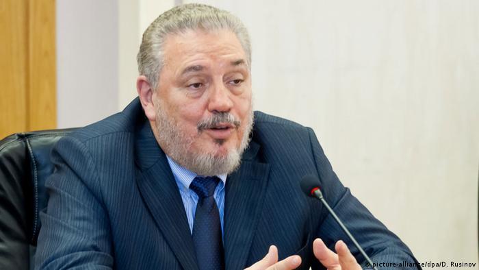 Russland Fidel Castro Diaz-Balart