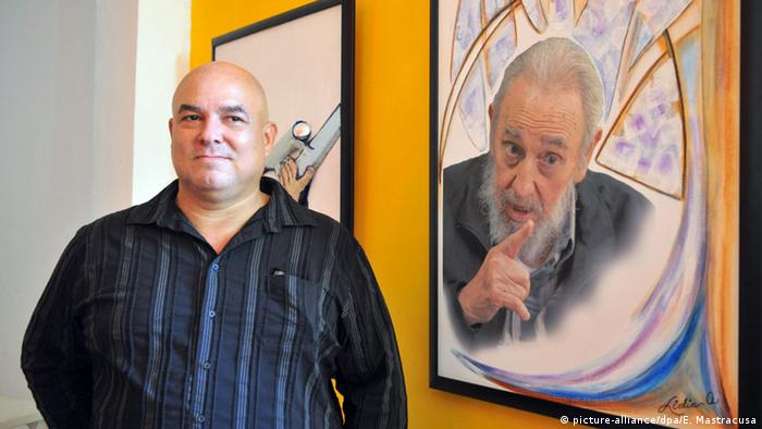 Kuba Fidel Castros Sohn Alex Castro