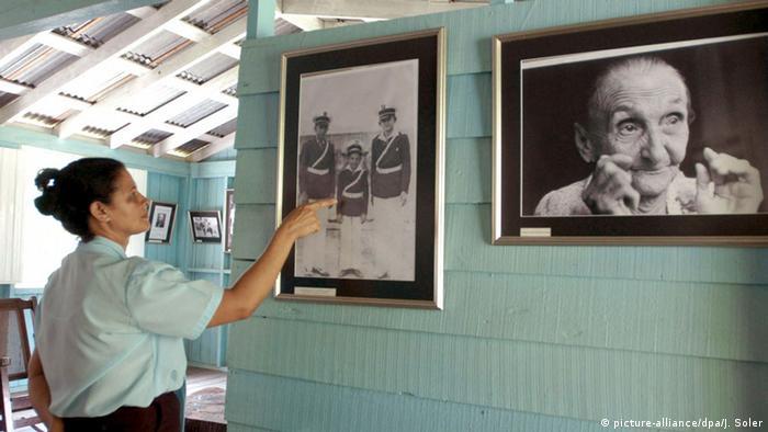 Kuba Haus in dem Castro seine Kindheit verbrachte