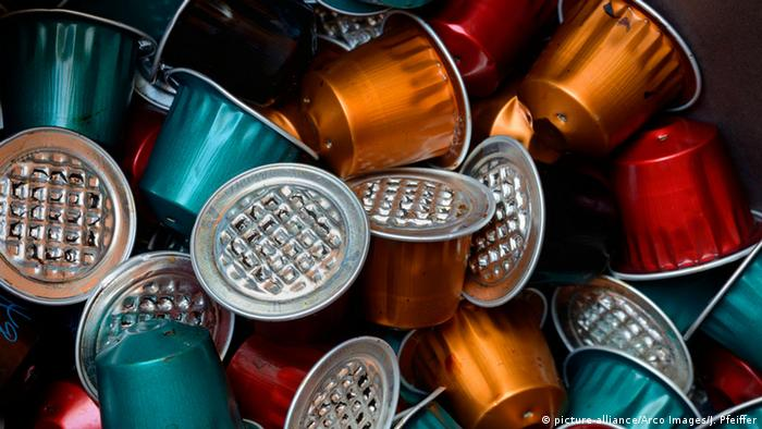 «Καπέλο» για ανακύκλωση στις κάψουλες καφέ;