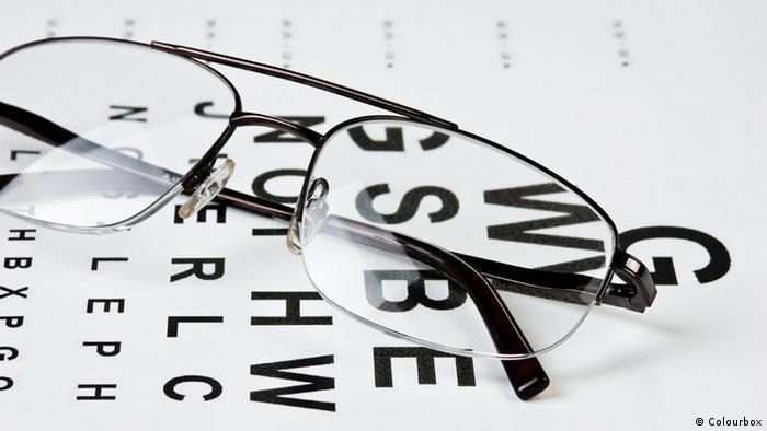 Brille (Colourbox)
