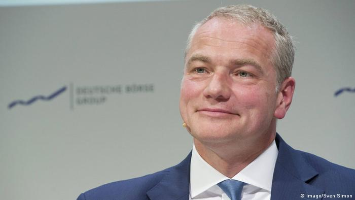 Deutschland Carsten Kengeter Deutsche Börse AG