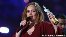 Großbritannien Verleihung BRIT Awards 2016 Adele