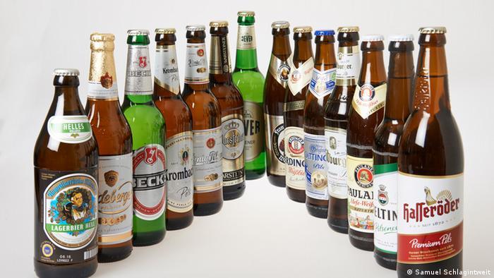 Umweltinstitut testet 14 Biere auf Glyphosat Foto: Samuel Schlagintweit