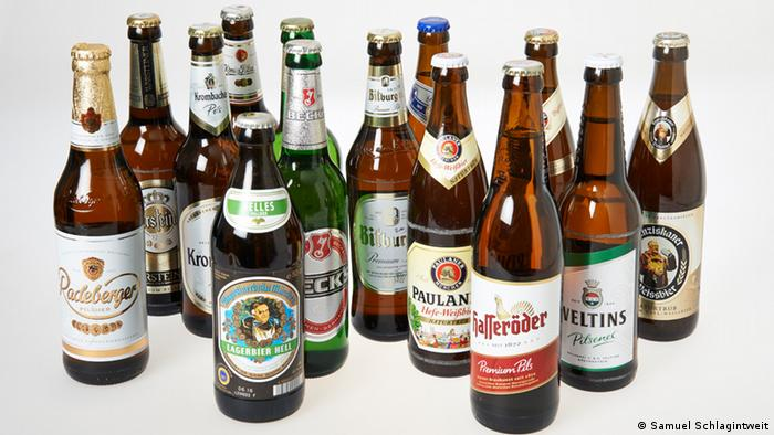 Deutschland München Umweltinstitut testet 14 Biere auf Glyphosat