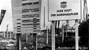 Marschallplan Schott-Gaswerke 1952