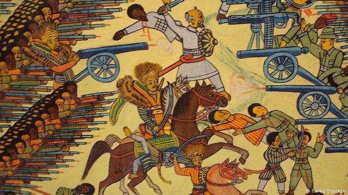120. Jahrestag der Schlacht von Adwa