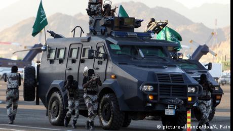 Το Βερολίνο εγκρίνει την εξαγωγή όπλων στο Ριάντ