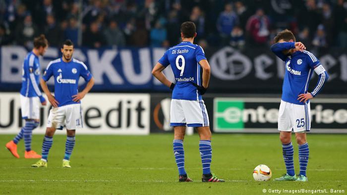 Deutschland Fußball UEFA Europa League Schalke 04 - Shakhtar Donetsk