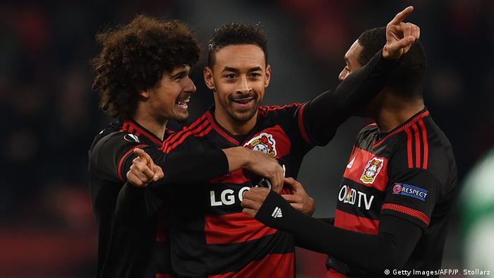 Deutschland Fußball UEFA Europa League Bayer Leverkusen - Sporting Lisbon