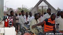 Niger Präsidentschaftswahl Ergebnisse